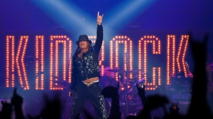 Kid Rock performed at Royal Farms Arena on Saturday, March 3.
